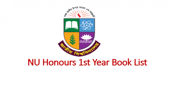 NU Honours 1st Year Book List